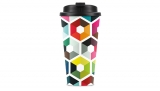 Termohrnek 450ml Hexagon REMEMBER