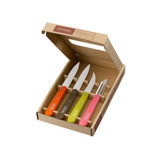 Set les essentiels 50´colours, sada nožů Opinel