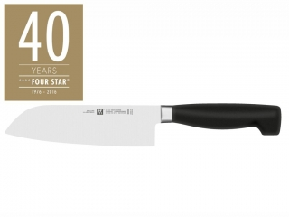 Zwilling Solingen Four Star santoku nůž, 160 mm