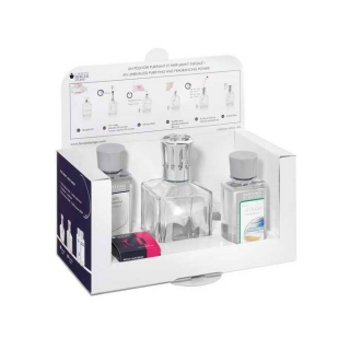 Essentielle set cube Lampe Berger Paris