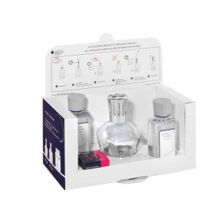 Essentielle set ronde Lampe Berger Paris
